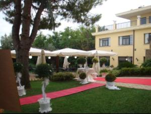 Hotel, Ristorante, Sala cerimonie Villa Incanto