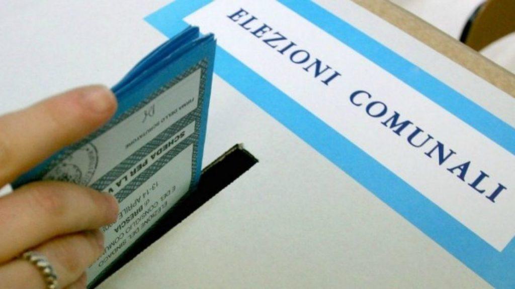 Elezione diretta del Sindaco e del Consiglio Comunale, 3 e 4 ottobre 2021